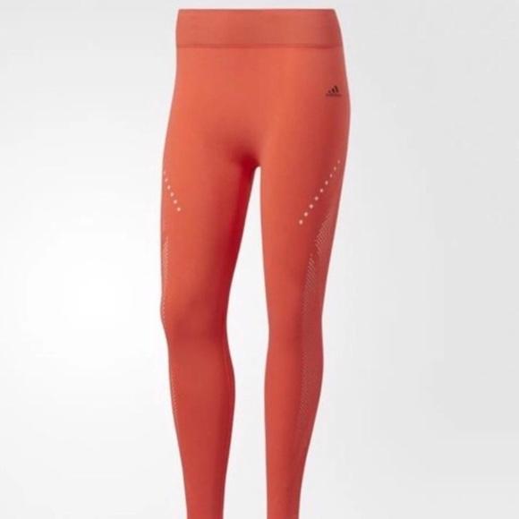 edb3eda7debaf Adidas Wanderlust Warp Knit Leggings. Listing Price: $49.00